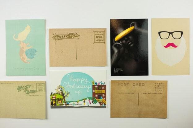 Изготовление открыток в Алматы