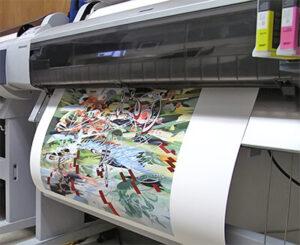 Печать плакатов в Алматы