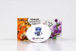 Рекламные магниты в Алматы