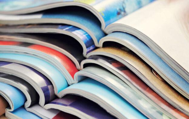 Журнал печать в Алматы